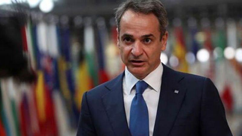 Yunanistan Başbakanı Kriyakos Miçotakis