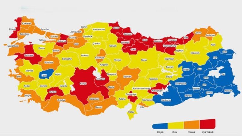 İstanbul Koronavirüs