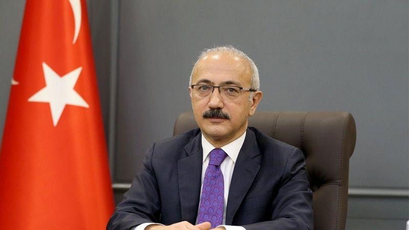 Hazine ve Maliye Bakanı Lütfi Elvan
