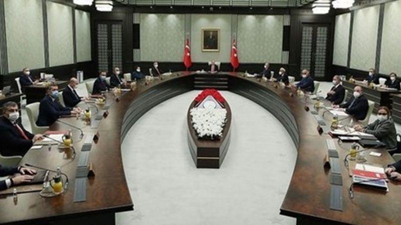 Cumhurbaşkanlığı Kabinesi