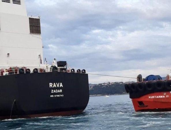 Ham Petrol Taşıyan Tanker