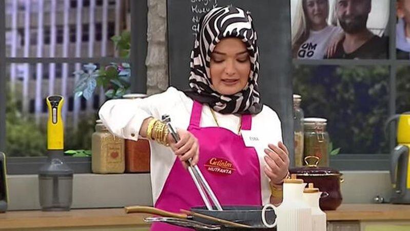 Gelinim Mutfakta Esra