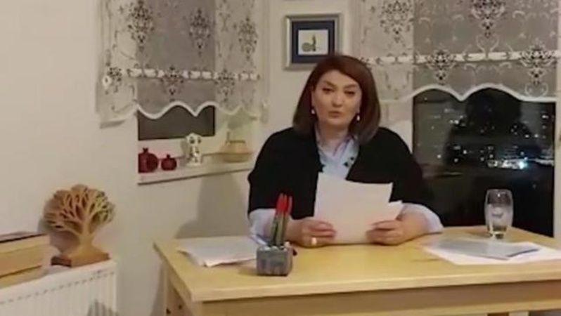 AK Partili Mamak Belediye Meclis Üyesi Esra Yılmaz