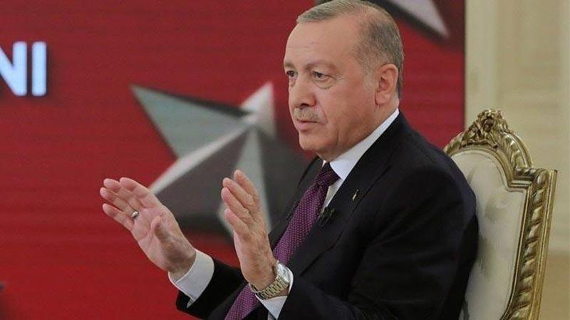 Cumhurbaşkanı Recep Tayyip Erdoğan'ın Müjdesi