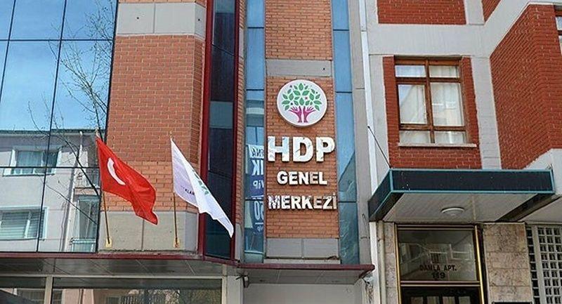 HDP Kapatma Davası