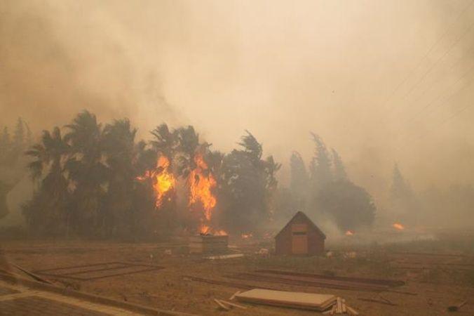Türkiye Yangın