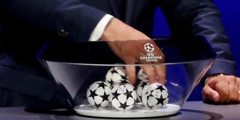 UEFA Şampiyonlar Ligi Grupları