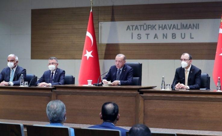 Cumhurbaşkanı Recep Tayyip Erdoğan Haberleri