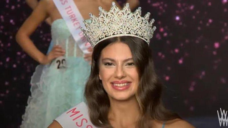 Miss Turkey 2021 Birincisi Dilara Korkmaz